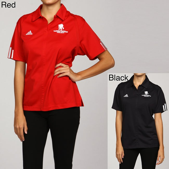 Adidas Women's Wounded Warrior Project Polo Shirt
