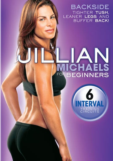Jillian Michaels For Beginners: Backside (DVD)