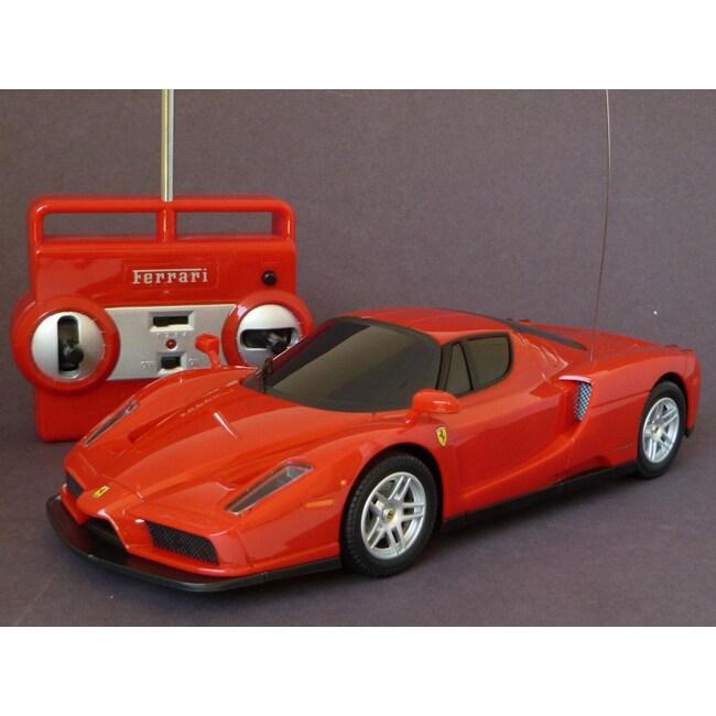 MJX Ferrari Enzo RTR 4-band Remote Control Car