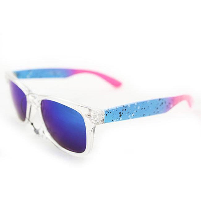 Women's Sunglasses P1912R Blue/ Pink Fashion Sunglasses