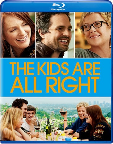 The Kids Are All Right (Blu-ray Disc)