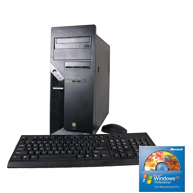 IBM 8811 Core 2 Duo 1.86GHz 1024MB 80GB DVD XP Pro Tower Computer (Refurbished)