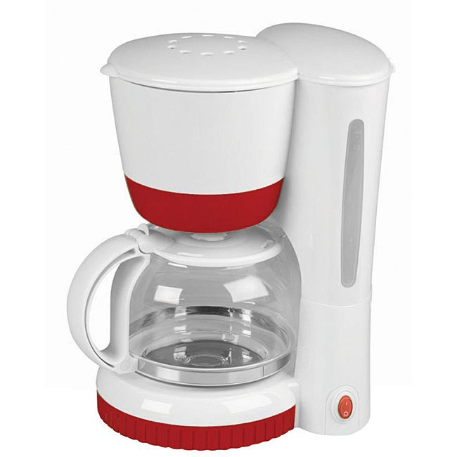 Kalorik Grind And Brew Coffee Maker : Kalorik CM 32205 RS Red Fusion 8-cup Coffee Maker - 13089939 - Overstock.com Shopping - Great ...