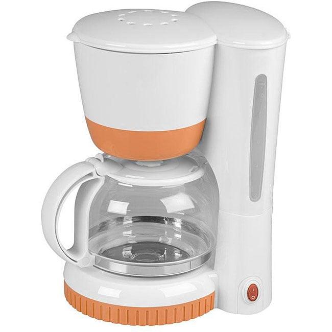 Kalorik Tangerine 8 Cup Coffee Maker