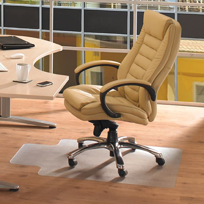 Office by O Floortex Cleartex Advantagemat PVC Chair Mat (46 x 60) at Sears.com