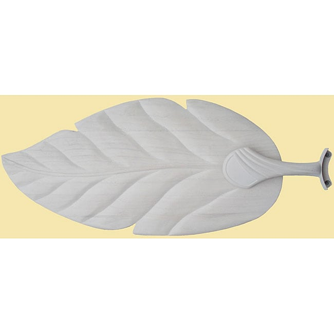 Universal Replacement White Ceiling Fan Blades