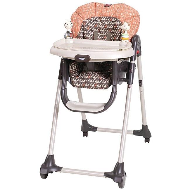 Graco Cozy Dinette High Chair In Zarafa 13099171