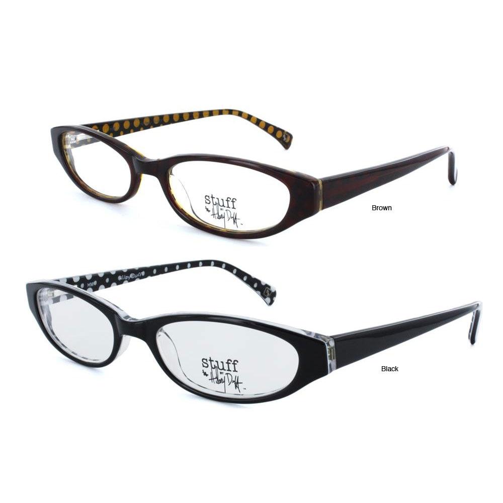 Glasses Frames For Teenager : Hilary Duff Teen Girls HD121085 Eyeglasses Frames ...