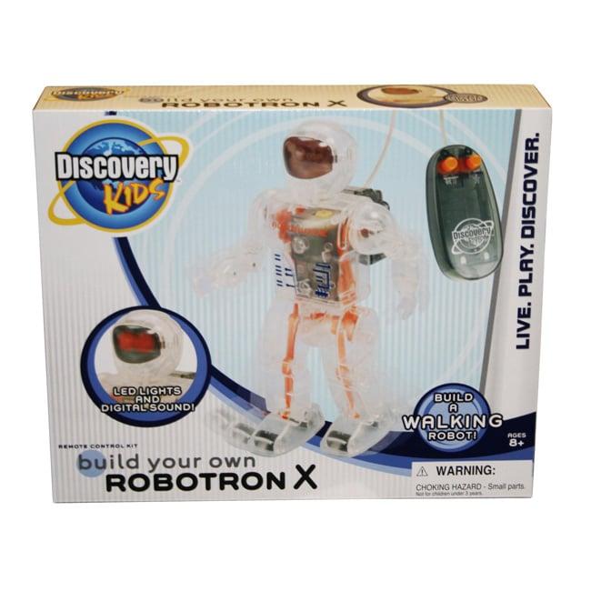 Discovery Kids RoboTronX Remote Control Kit