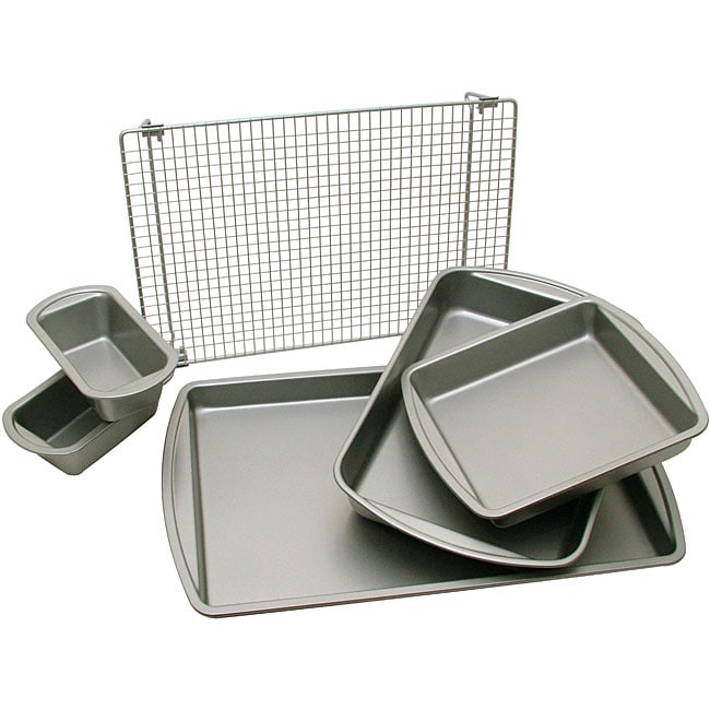 Le Chef Nonstick 6-piece Bakeware Set