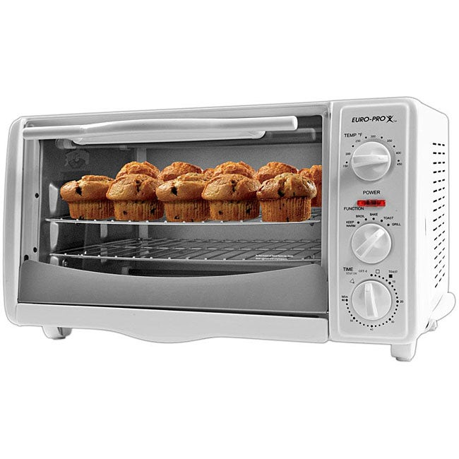 Xl Countertop Oven : Euro-Pro TO156 XL Capacity Toaster Oven (Refurbished) - Overstock ...