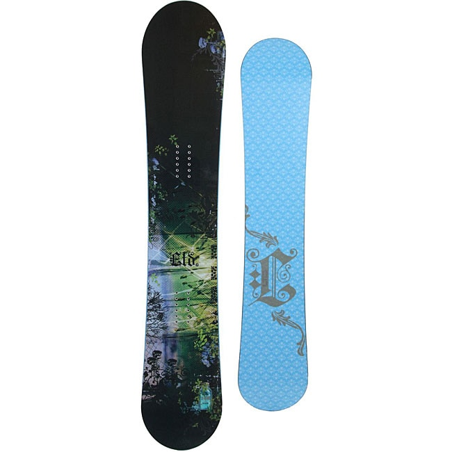 LTD Women's 151 Ice Snowboard