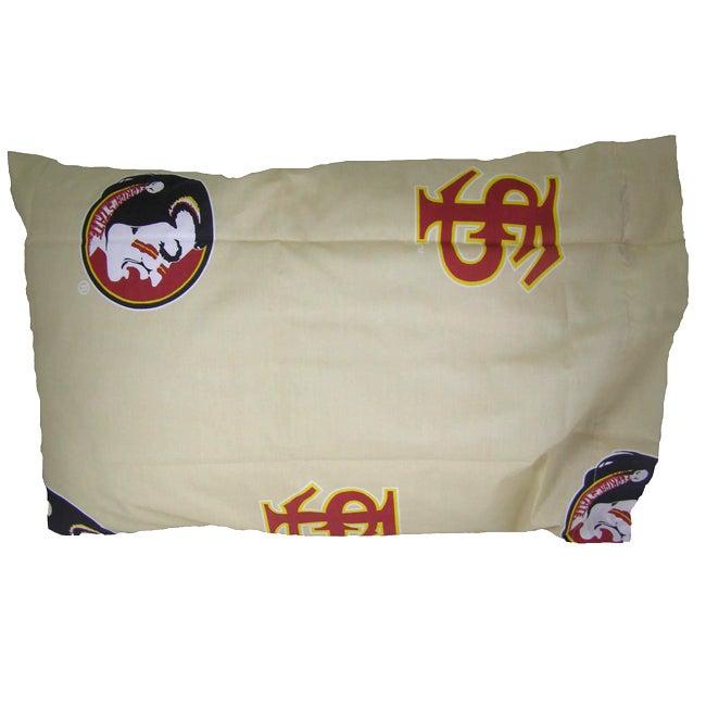 Florida State University Seminoles Pillowcase