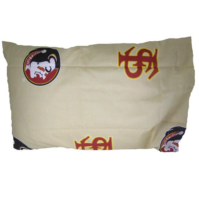 Florida State University Seminoles King-size Pillowcase