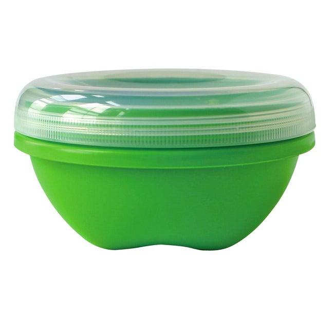 Apple Green 19-oz Food Storage Containers (Pack of 12)
