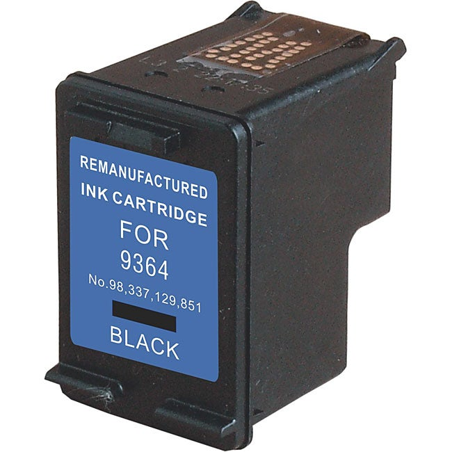 C9364WN HP 98 Black Ink Cartridge (Refurbished)