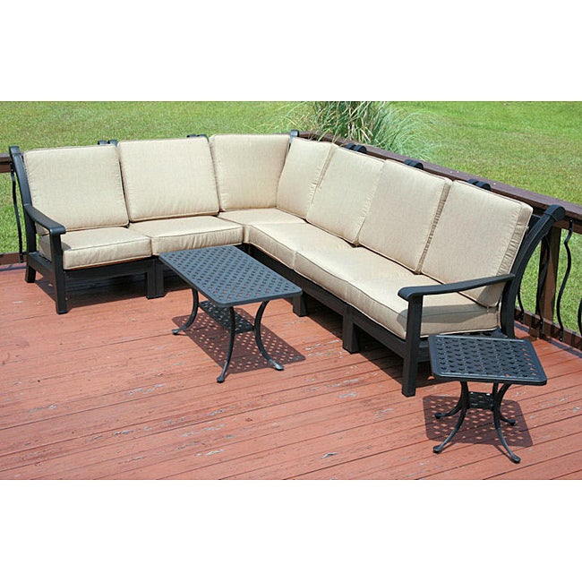 Outdoor Patio Furniture Savannah Ga: Savannah Outdoor Classics Melbourne All-welded Patio