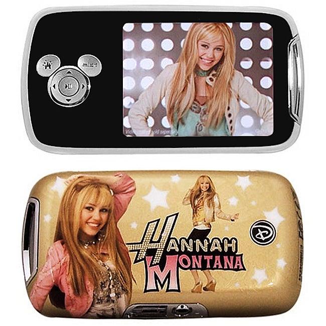 Digital Blue 4GB Disney Hannah Montana Mix Max Plus Gold Media Player