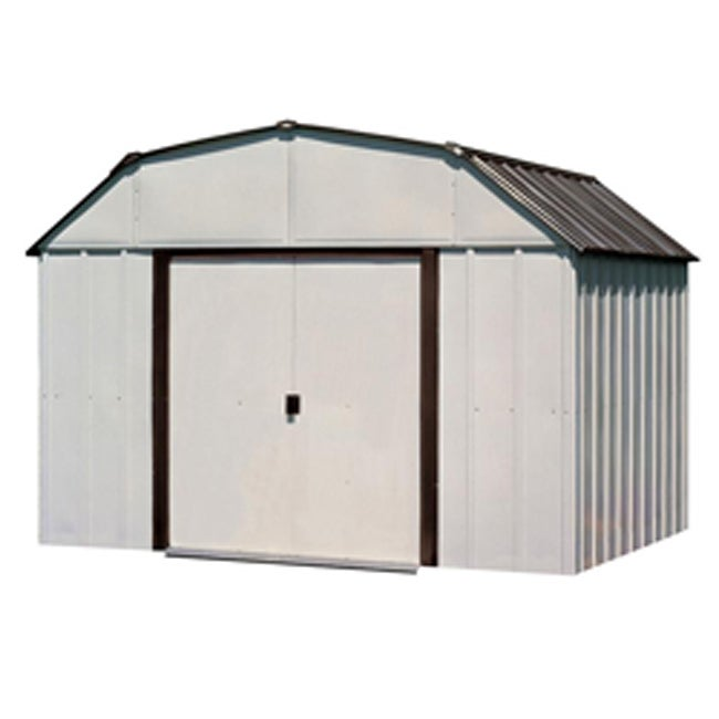 Arrow Sheds Concord Steel Shed (10' x 8')