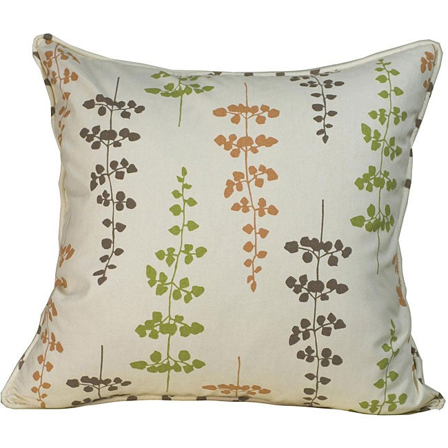 Outdoor Green Decorative Pillow