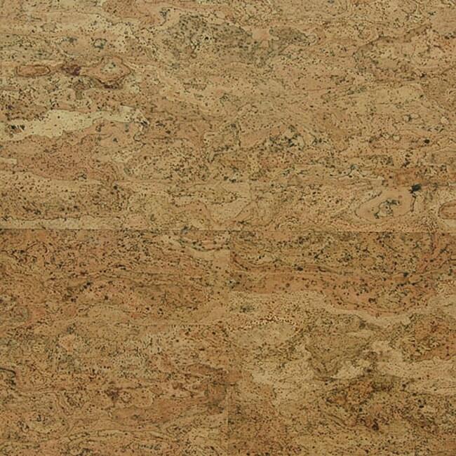 Panama Cork Flooring (22.99 SF)