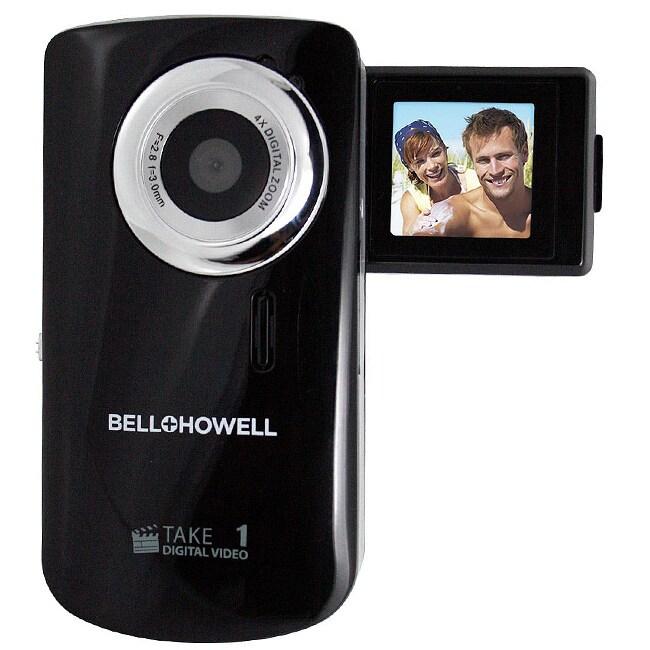Bell + Howell T100-BK Take 1 Flip Video Camera