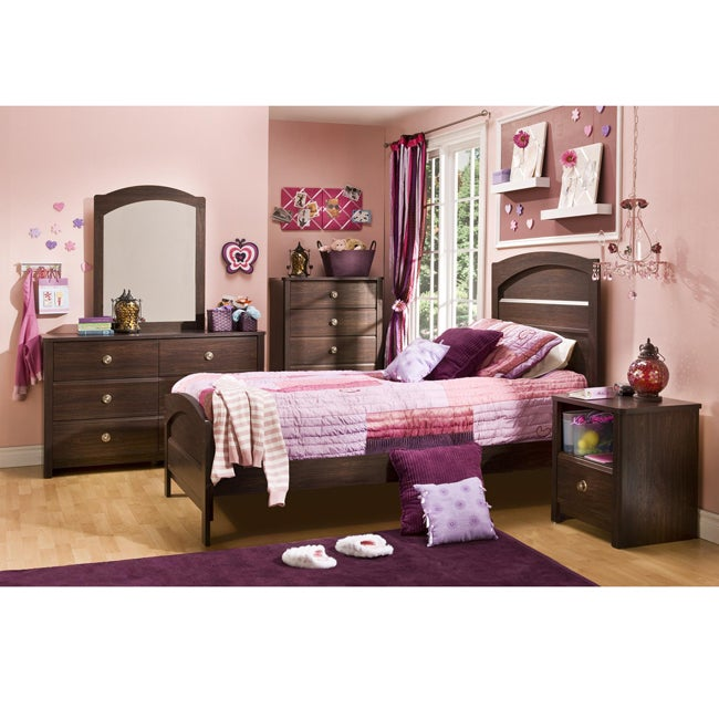 South Shore Hoops Collection 4-piece Bedroom Set