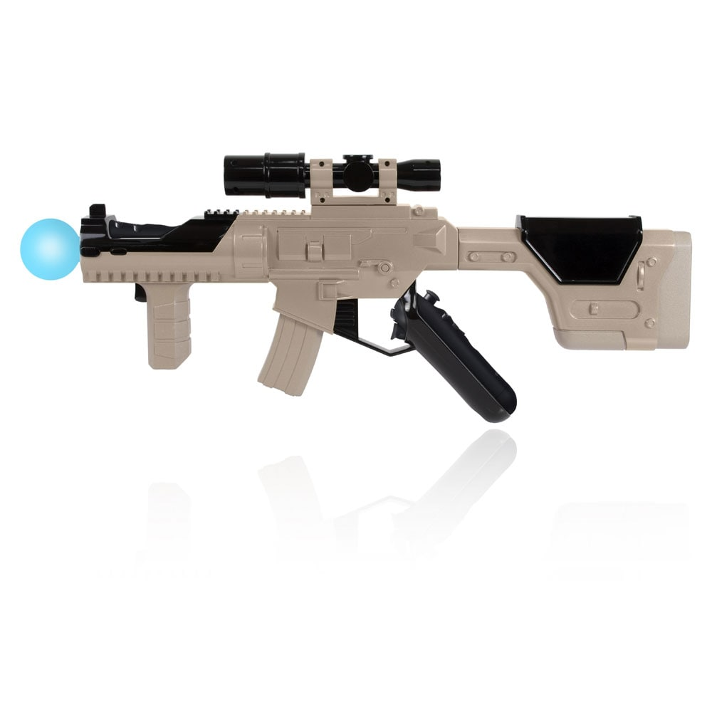 PlayStation Move Submachine Gun