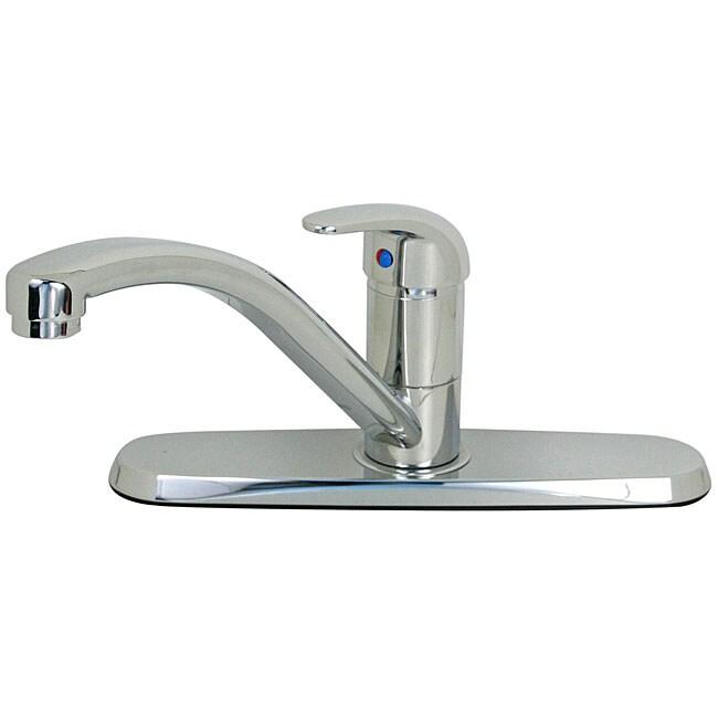 Price Pfister Single-handle Polished Chrome Kitchen Faucet