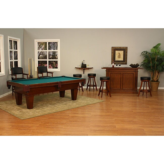 adonis complete pool table room furniture set
