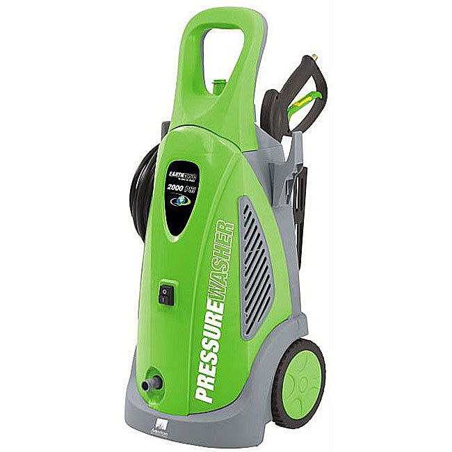 Earthwise 2000 Psi Pressure Washer 13295623 Overstock
