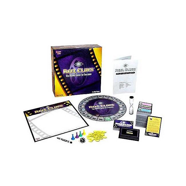 AMC Reel Clues Board Game
