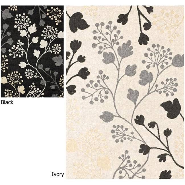 nuLOOM Euro Spring Season Floral Rug (8' x 11')