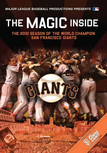 MLB 2010 San Francisco Giants   Fresh Off Their First World Series