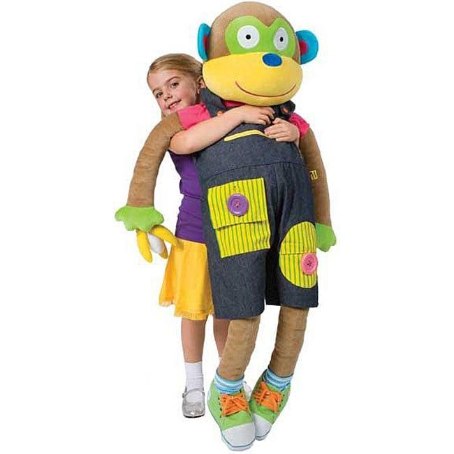 Giant Learn-to-Dress Monkey
