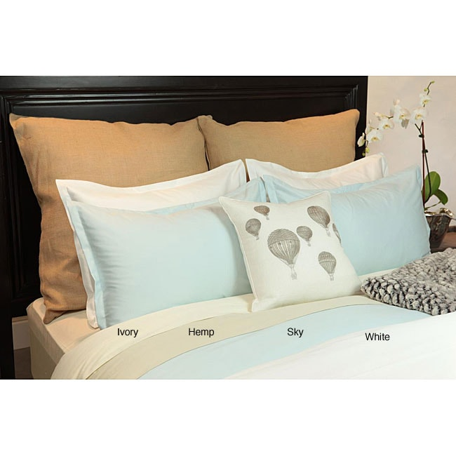 Supima 500 Thread Count Queen-size Sheet Set