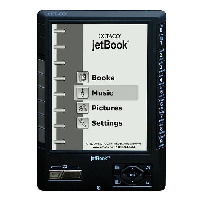 Ectaco jetBook Black ebook Reader
