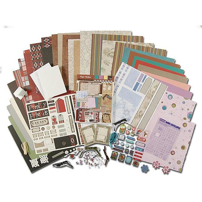 Personal Shopper November 2006 Heritage and Retro Scrapbooking Set