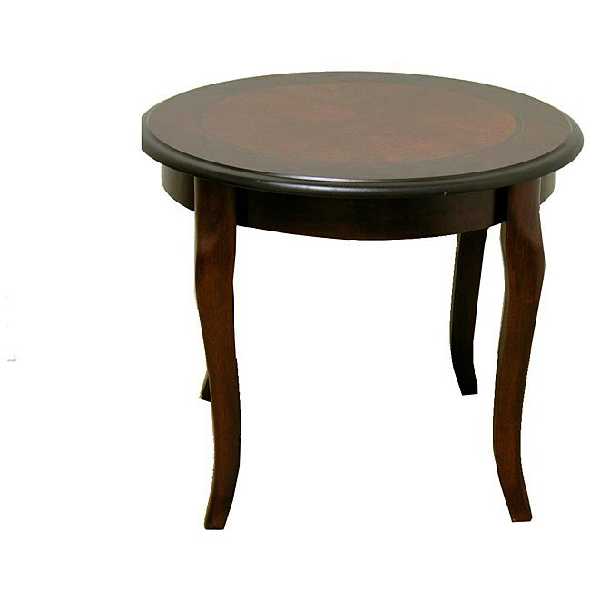 Royal Mahogany End Table