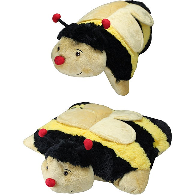 As Seen on TV Pet Bumble Bee Animal Pillow - 13349992 - Overstock.com Shopping - Great Deals on ...