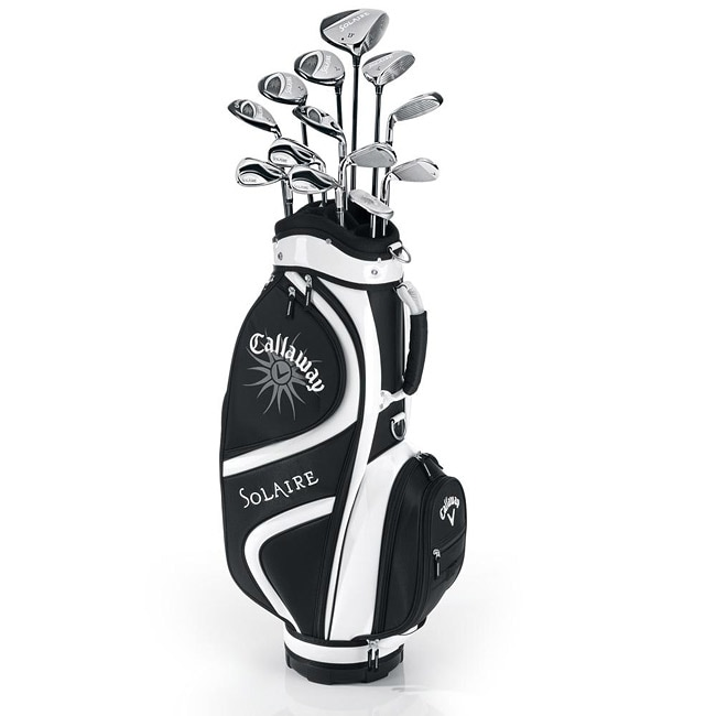 Callaway Women's Solaire 14-piece Golf Club Set