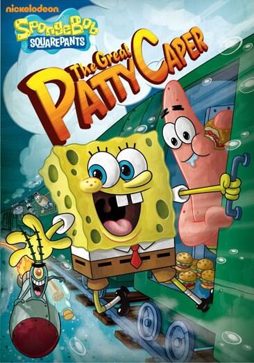 Spongebob Squarepants Great Patty Caper (DVD)