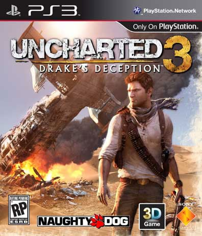 PS3 - Uncharted 3: Drake's Deception