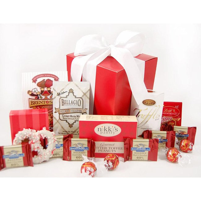 Sweetheart Chocolate Gift Box