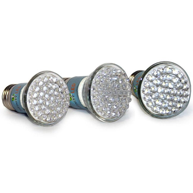 Infinity LED Ultra Flood Light/ 38 Powerful LEDs (Pack of 4)