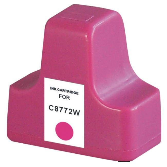 HP 02 Compatible C8772WN Magenta Ink Cartridge