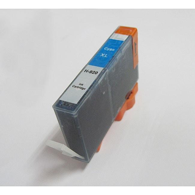 HP Compatible 920XL (CD972AN) Cyan Ink Cartridge