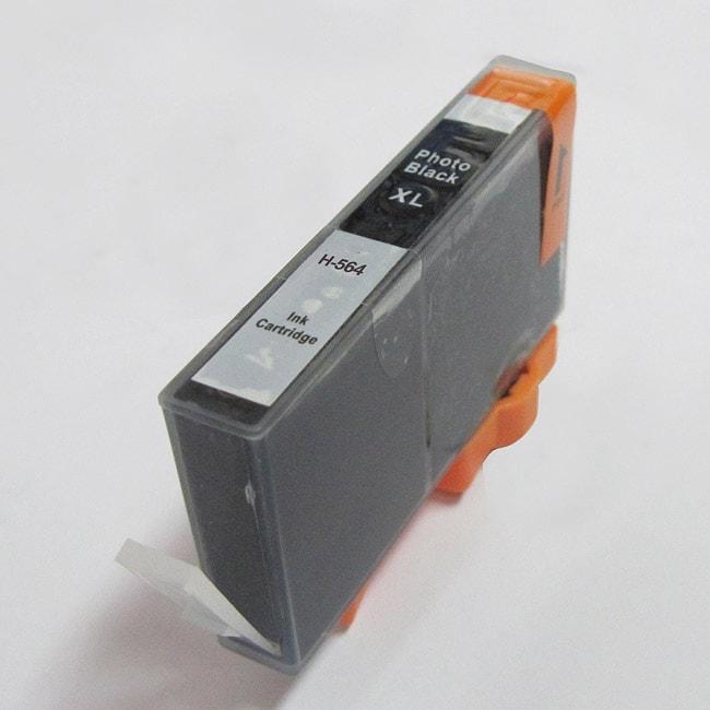HP Compatible 564XL (CB322WN) Photo Black Ink Cartridge