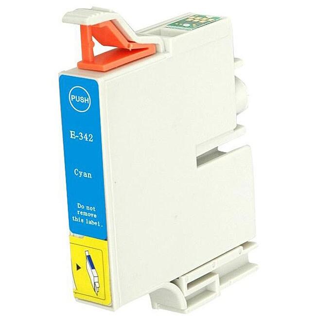 Epson Compatible T034220 Cyan Ink Cartridge