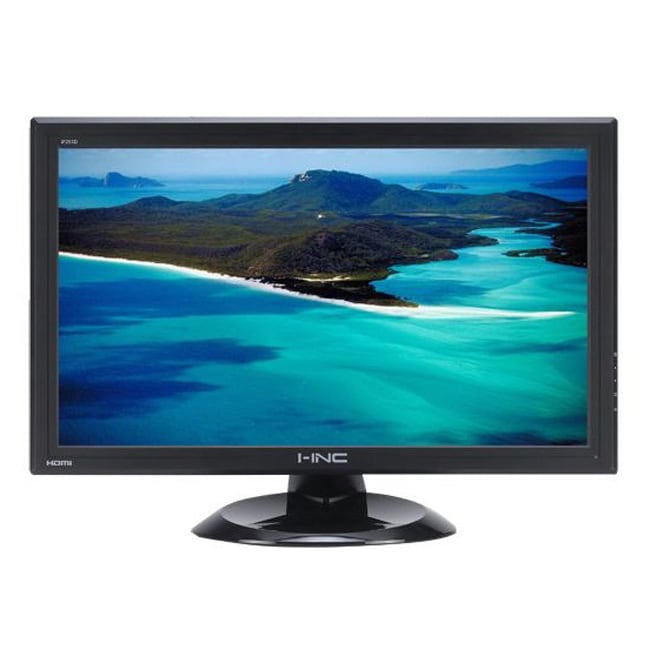 I-INC iH254DPB 25-inch 1080p LCD Computer Monitor (Refurbished)